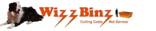 Wizz Binz header logo