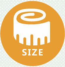 skip bin sizes